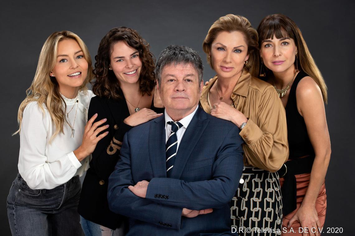 © D.R / Televisa S.A DE C.V 2020