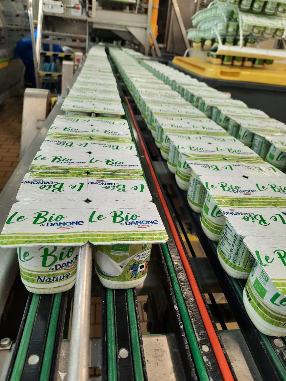 Les premiers Yaourts Bio produits à La Réunion feront leur apparition dans les rayons des supermarchés au mois de mai