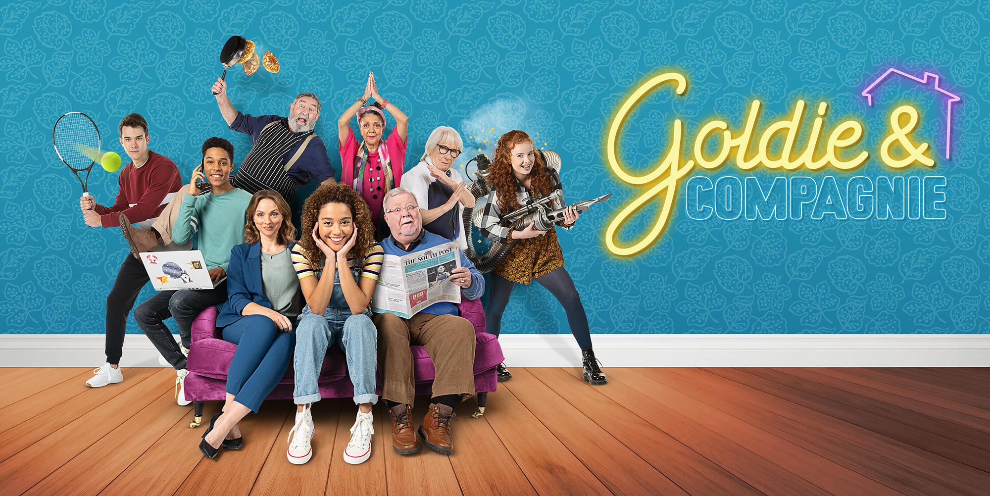 GOLDIE & COMPAGNIE - La nouvelle série de NICKELODEON TEEN arrive dès le 24 mai