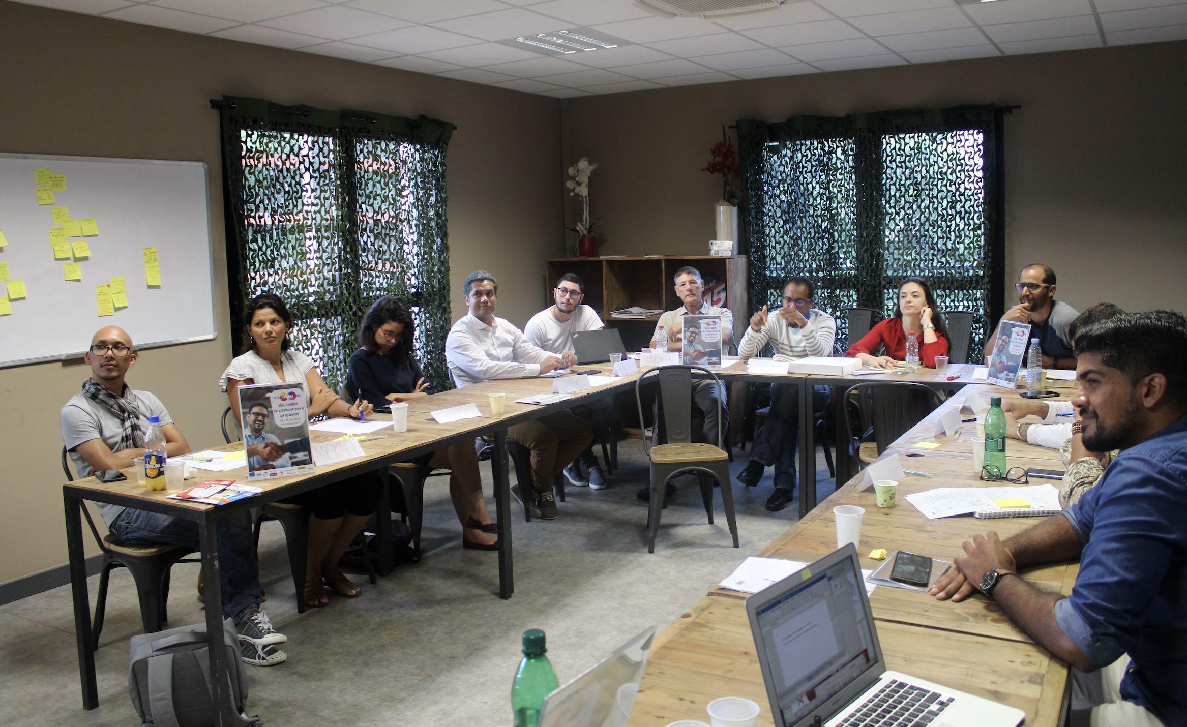 StartUP Trail 2e édition : L'intelligence collective au service des entreprises réunionnaises