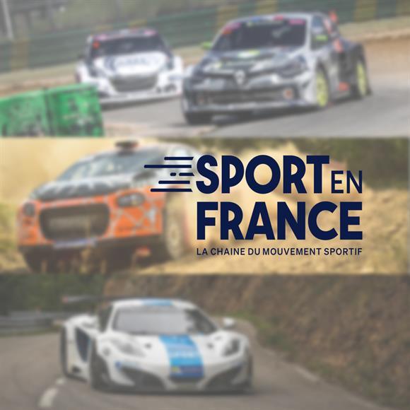 La Fédération Française du Sport Automobile et Sport en France ont conclu un accord de diffusion pour la saison 2021-2022 des Championnats de France Rallye Terre, Montagne et Rallyecross