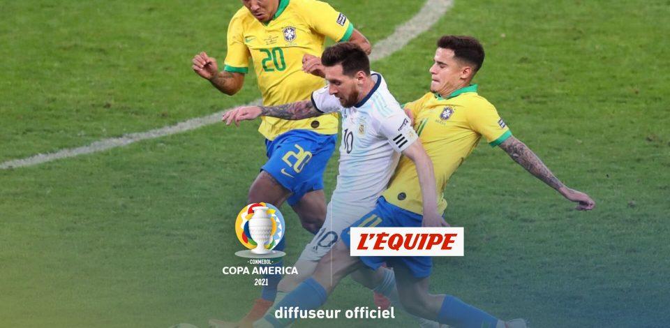 """Football: La Copa America en direct et en intégralité sur la plateforme """"L'Équipe Live"""" dès le 13 juin"""