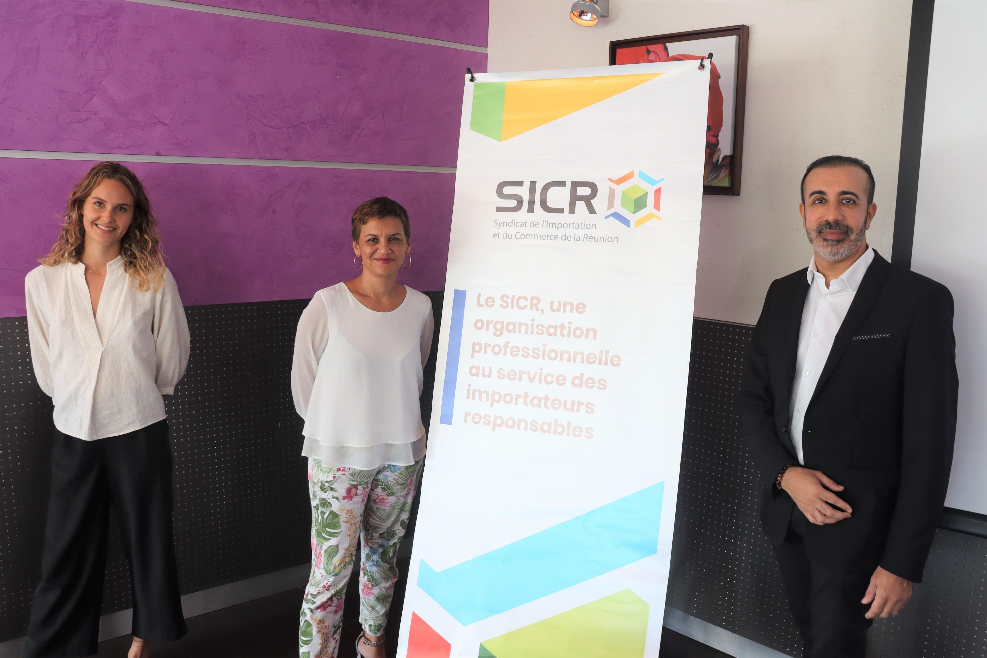 Le SICR attire l'attention sur les enjeux du fret à La Réunion