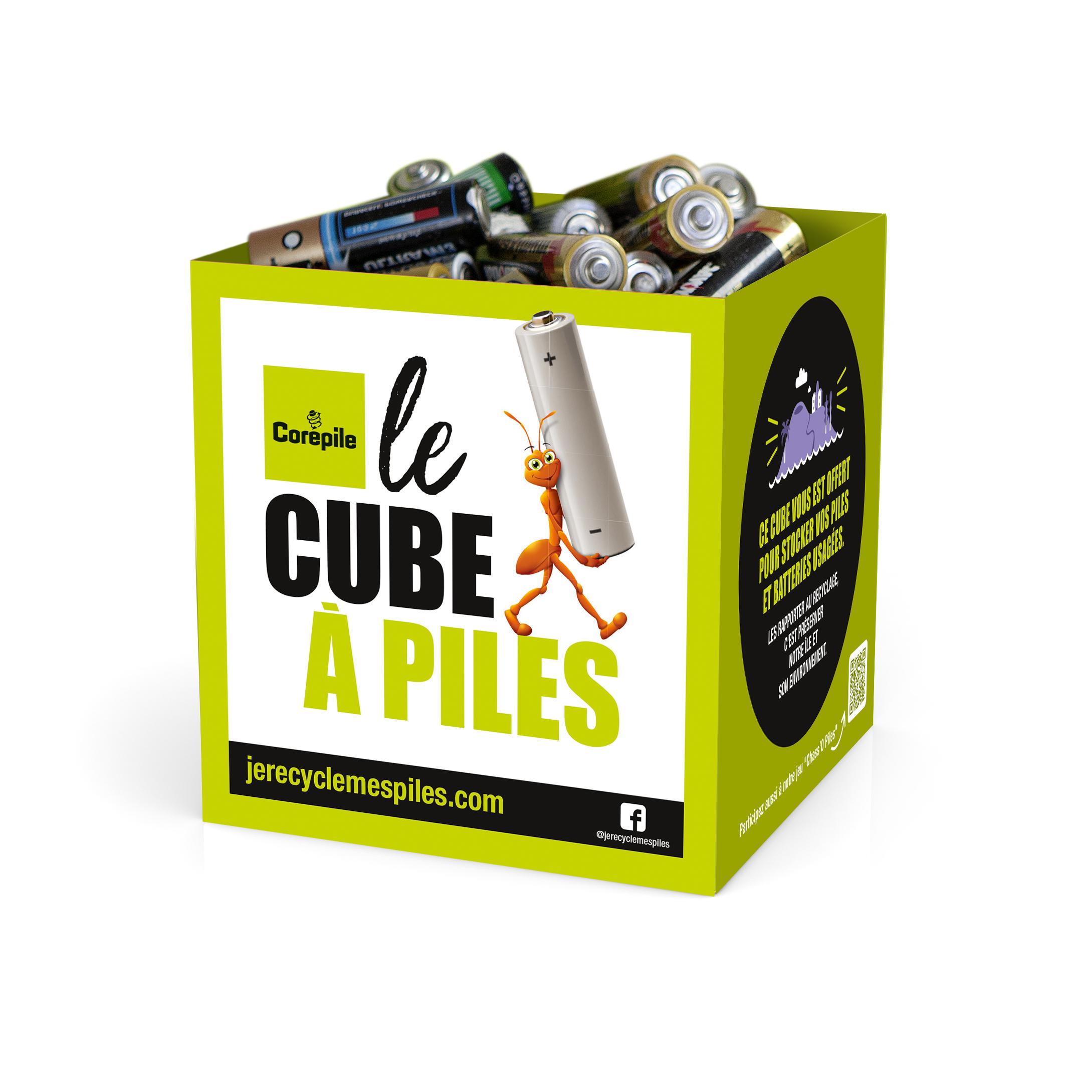 Faire un geste éco-citoyen avec ses piles usagées à la Réunion