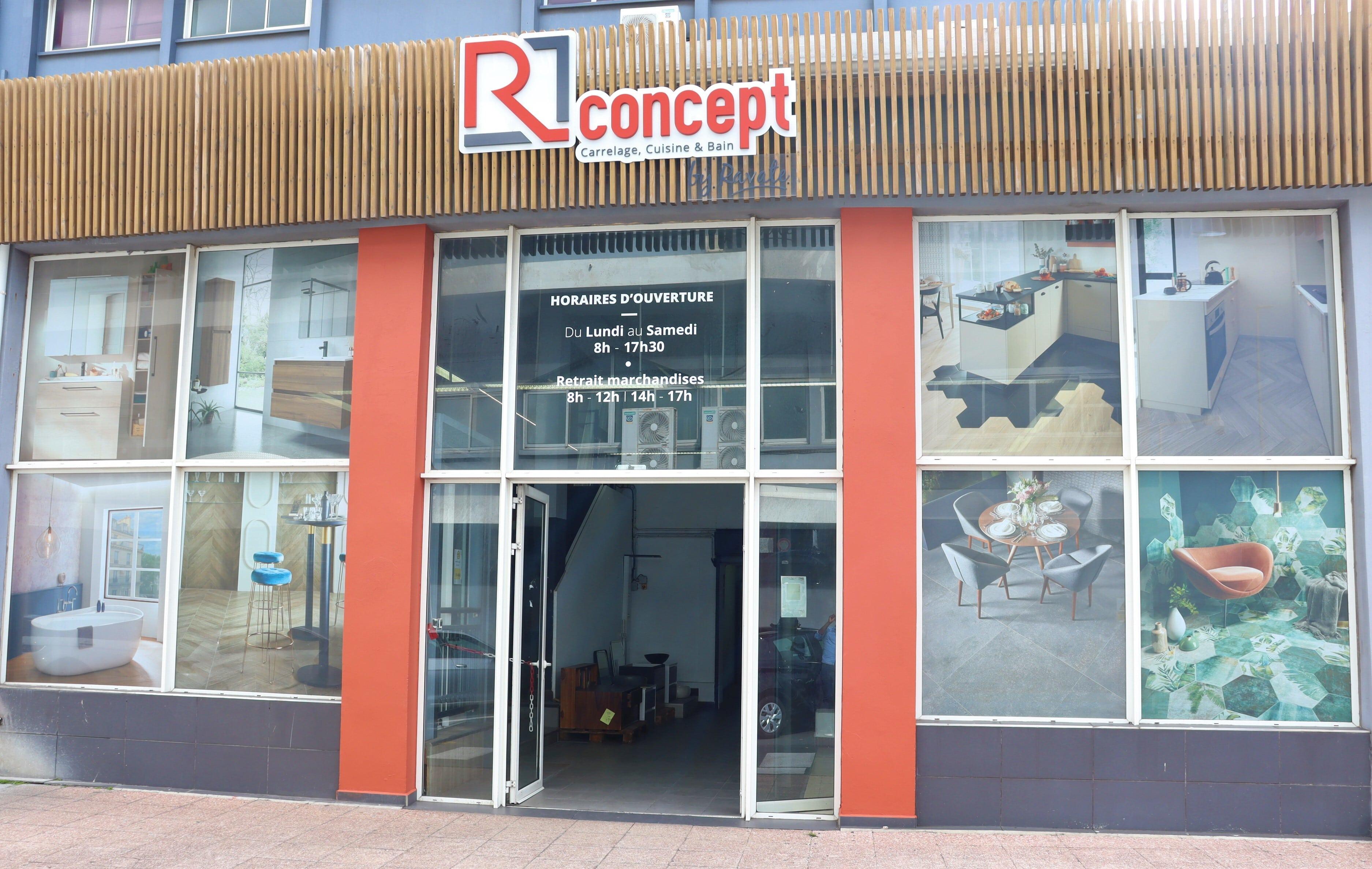 R'Concept: La nouvelle enseigne du groupe Ravate s'installe à Saint-Denis et à Saint-Pierre