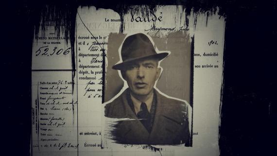 L'histoire de Raymond Vaudé, du bagne à de Gaulle, en septembre sur les chaînes La 1ère