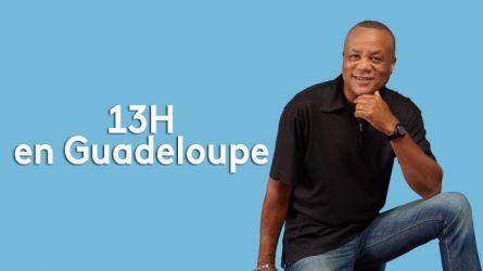 """Guadeloupe La 1ère: Le rendez-vous d'information """"13h en Guadeloupe"""" fait sa rentrée dés le 6 septembre"""