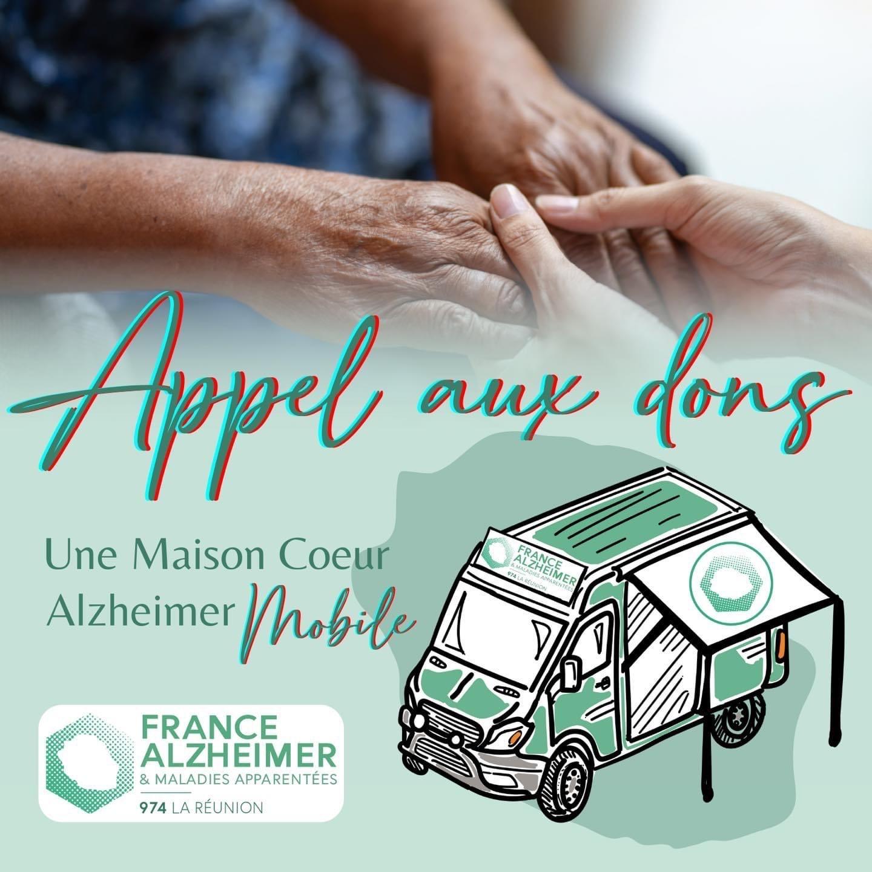 Halte Relais Mobile Cœur Alzheimer : Maintenons la mobilisation pour aider les malades