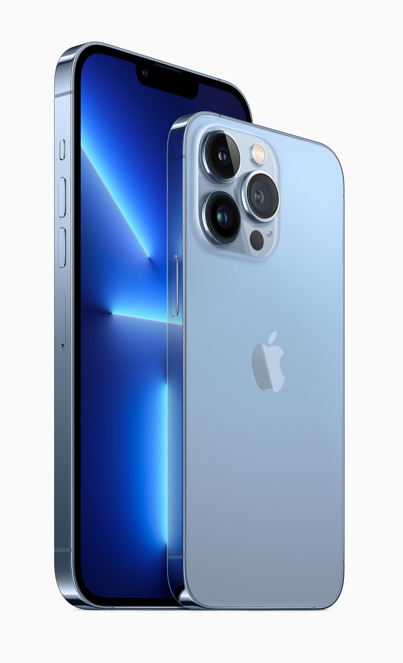 iPhone 13 Pro & iPhone 13 Pro Max