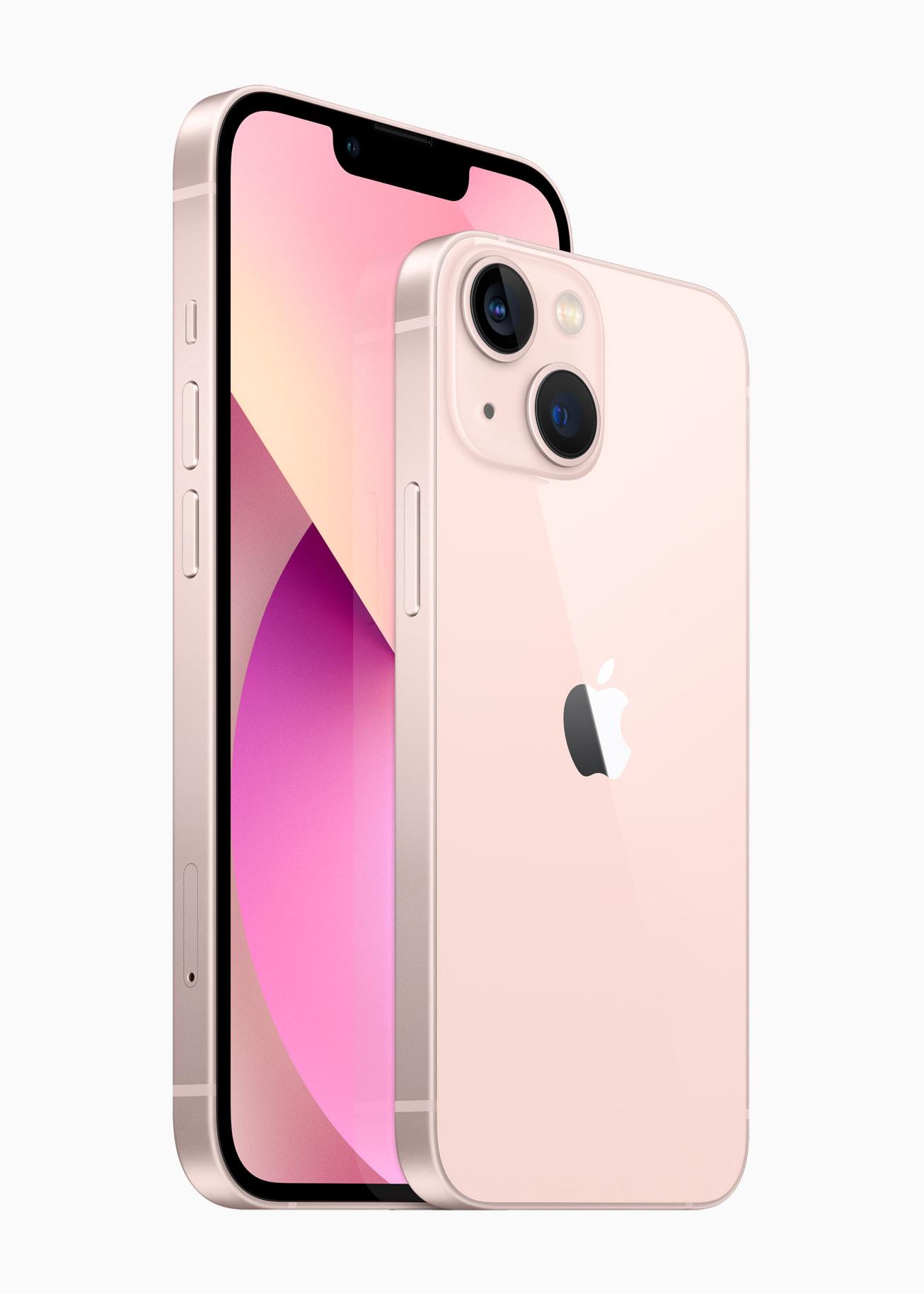 iPhone 13 & iPhone 13 Mini