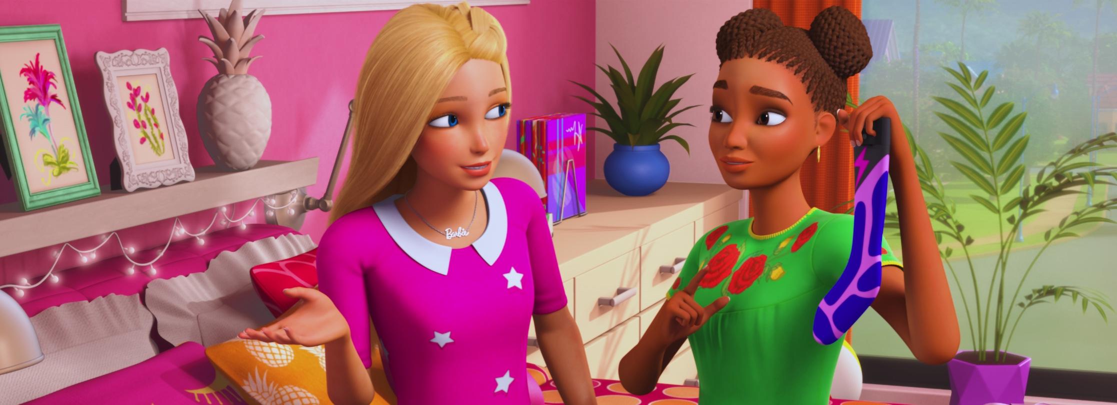 Programmation spéciale Barbie du 9 au 15 octobre sur Gulli et TiJi
