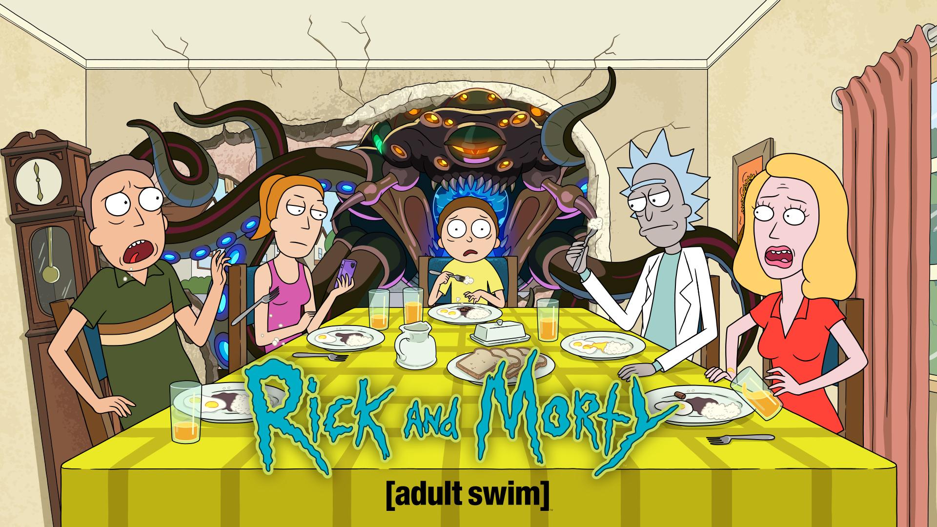 La saison 5 inédite de Rick et Morty arrive en version française sur Adult Swim à partir du 22 octobre