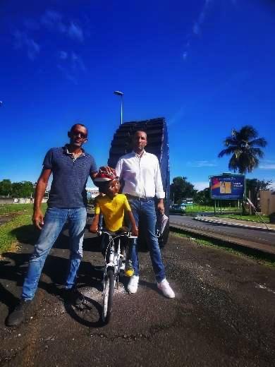 4 œuvres installées en Guadeloupe pour sensibiliser aux dangers de la route