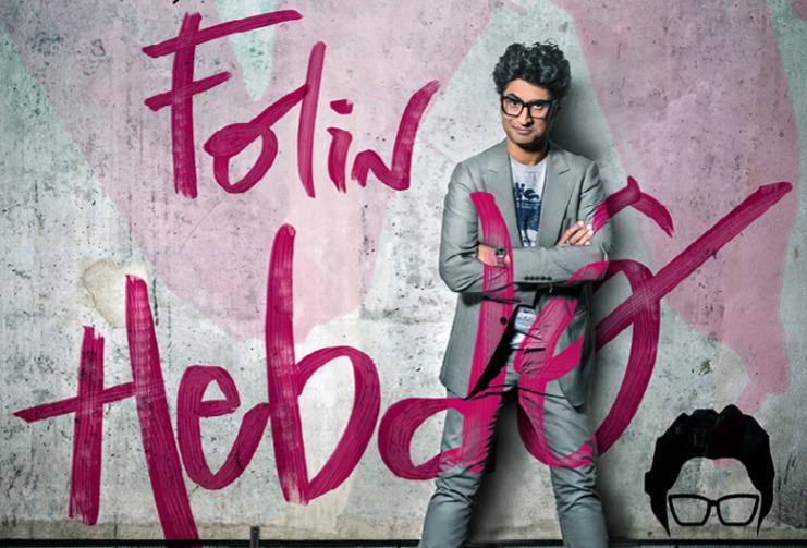 Nouveau: Folin Hebdo, présenté par Sébastien Folin à partir du 10 Novembre sur France Ô