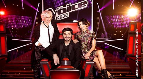 """""""The Voice Kids"""" de retour ce soir sur ATV et TF1"""