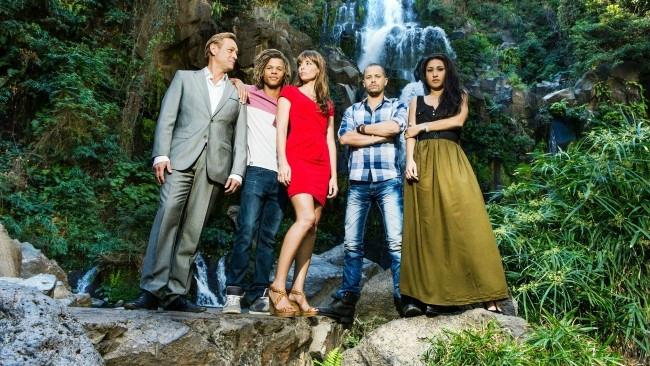La deuxième saison de CUT ! actuellement en tournage à l'île de la Réunion