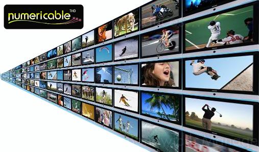 La Vidéo à la demande (VOD) débarque chez Numericable-Outremer (Maj)