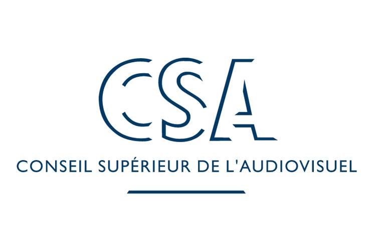© Logo du CSA