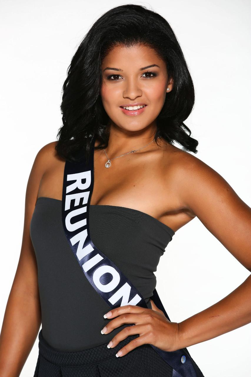"""Ingreed Mercredi (Miss Réunion 2014): """"Je ferai le maximum"""""""