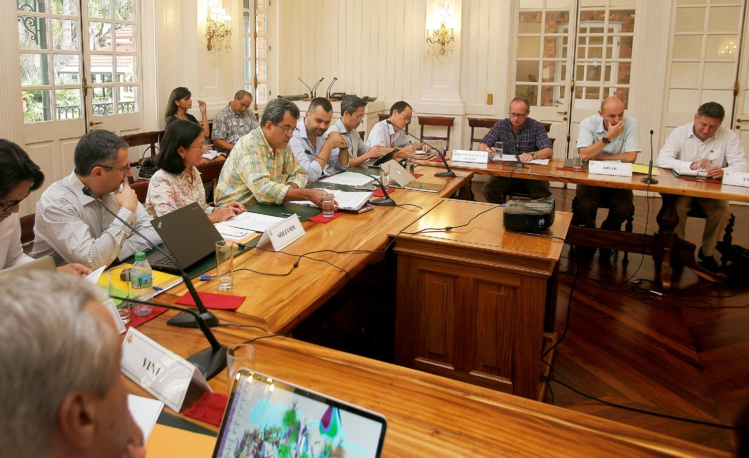 Polynésie: Réunion hier du comité consultatif des télécommunications