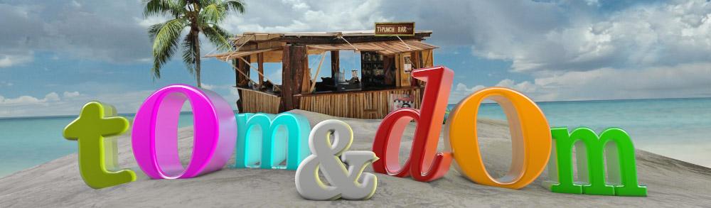 Tom & Dom: La création originale 100% Humour de Canal+ Caraïbes