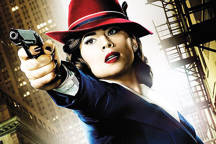 Canal+ annonce l'acquisition de la série Agent Carter