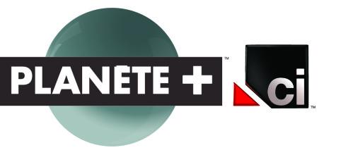 Logo de Planete+ CI