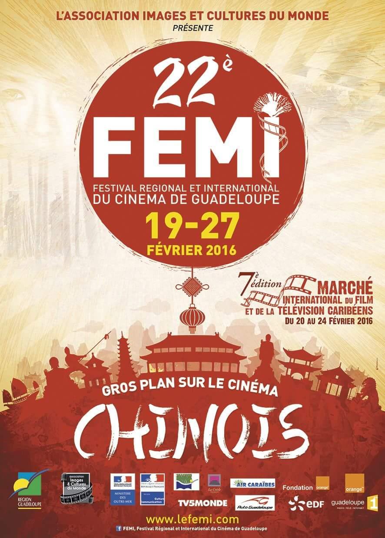 © Affiche du 22e FEMI