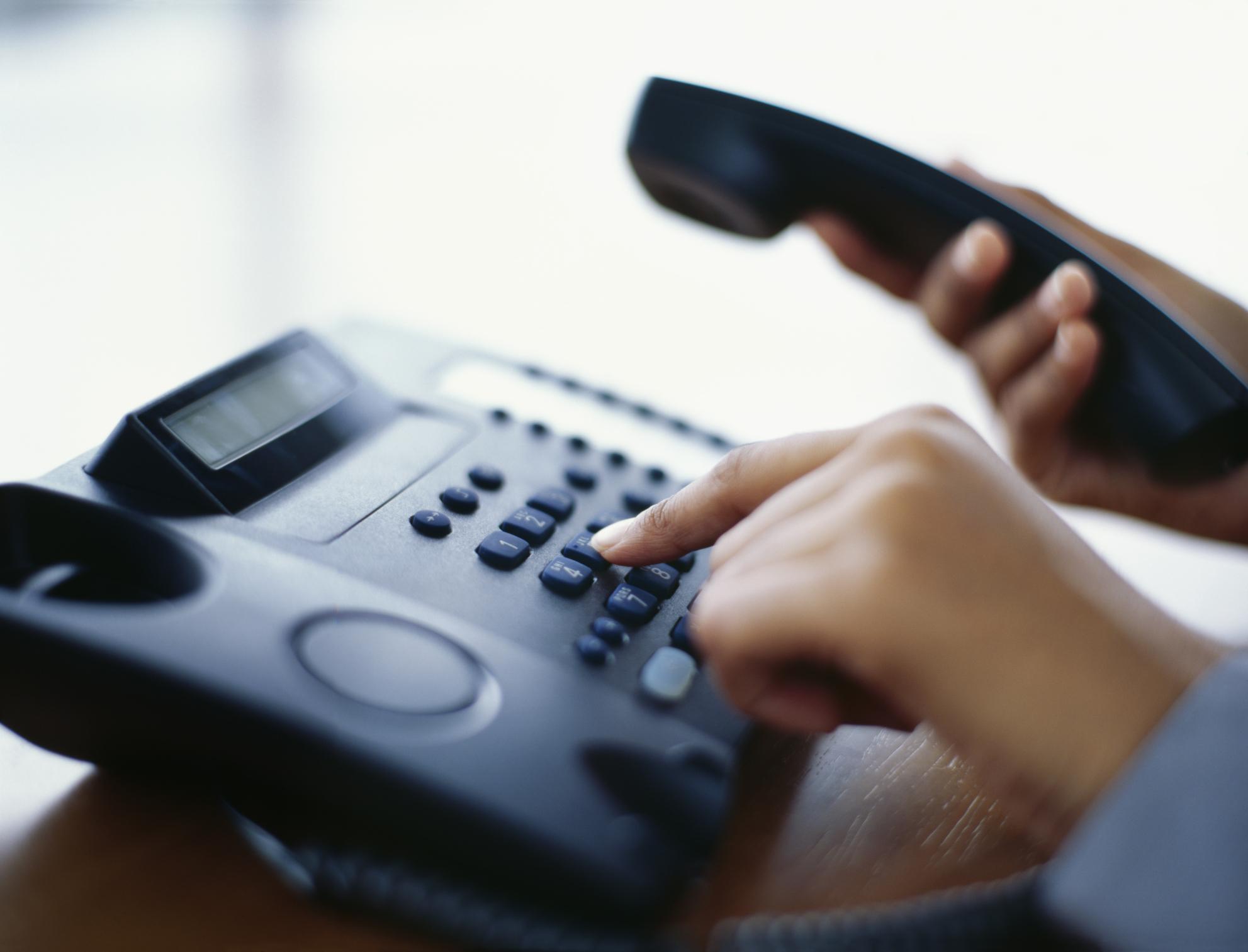 Bientôt la fin du Téléphone fixe