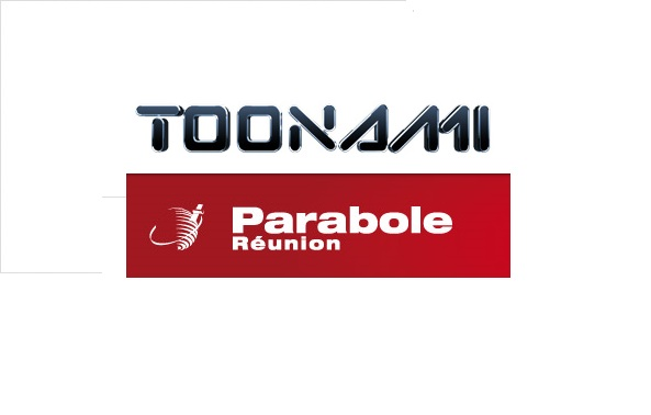 Toonami, la chaîne des super-héros arrive sur Parabole Réunion et Can'l