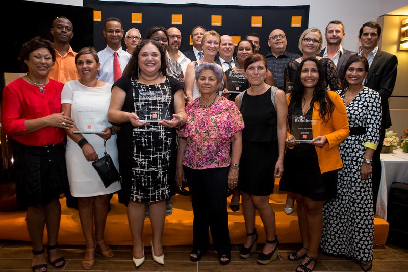 Orange Réunion récompense l'excellence et l'engagement de ses salariés