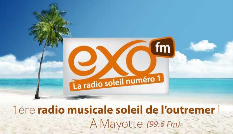 Mayotte: La tournée EXO FM reportée !