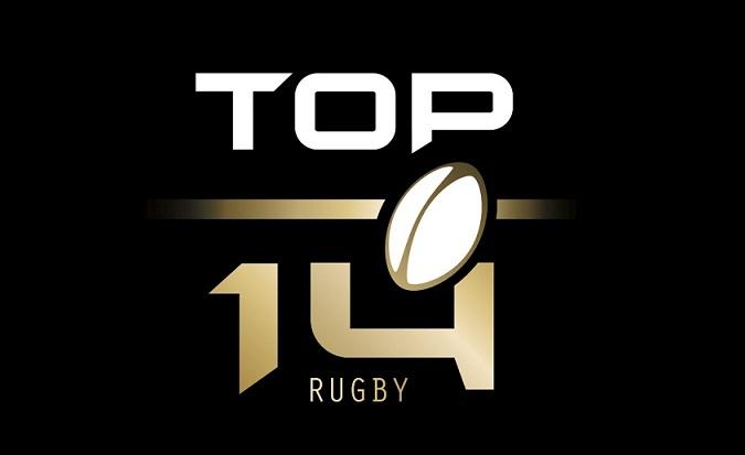 Logo TOP 14