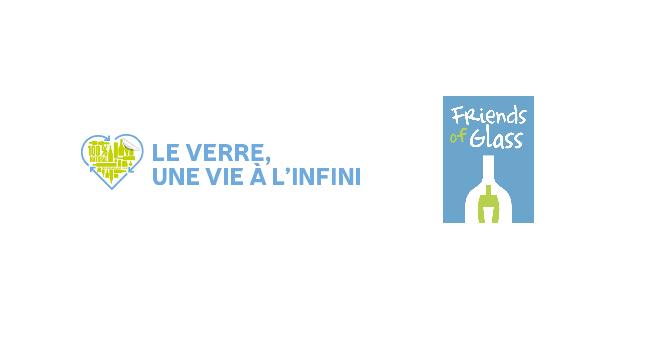 """Christophe Beaugrand, égérie de la campagne """"Le verre, une vie à l'infini"""""""