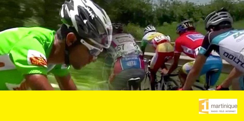 Tour Cycliste de Martinique © Martinique 1ère