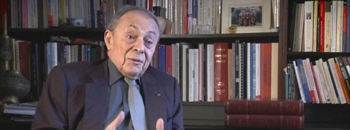 Michel Rocard / Naissance d'une nation © FTV