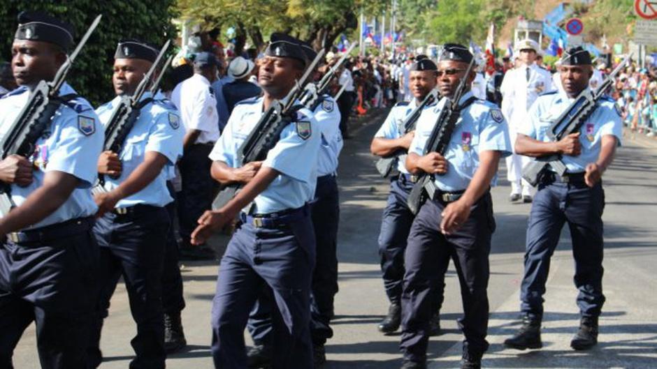 Le défilé militaire de Mayotte en direct et en exclusivité sur Mayotte 1ère