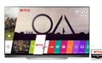 Netflix recommande les téléviseurs LG UHD compatibles HDR pour une meilleure expérience visuelle