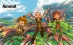 Arthur et les Minimoys, la série d'animation du héros de Luc Besson arrive sur TiJi