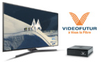 L'opérateur Fibre VIDEOFUTUR étoffe son offre de chaînes TV avec la chaîne MB Live TV