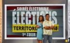 Élections territoriales 2018: TNTV et Polynésie La 1ère présente leur dispositif pour la soirée électorale du 1er tour