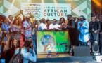 Le Président Macron célèbre la culture africaine au New Afrika Shrine
