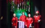Nouveau: Les personnages de La Casa De Papel s'attaque à Grévin