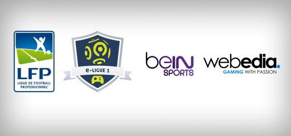 beIN Sports diffuseur officiel de la e-Ligue 1