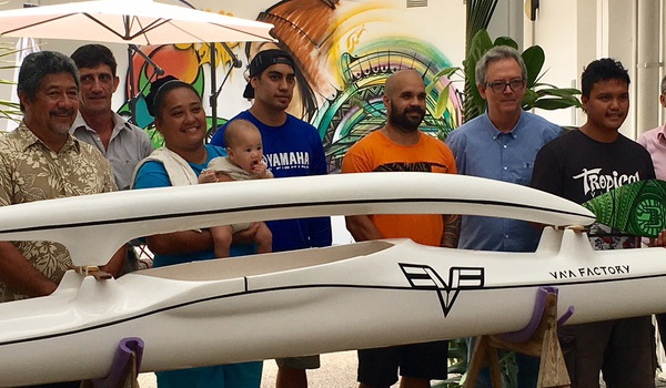 Polynésie 1ère: Remise des prix des jeux Hawaiki Nui Va'a