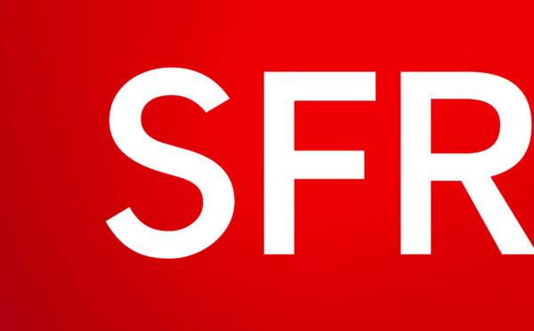 La BOX de SFR, l'offre Haute Définition la plus généreuse à La Réunion