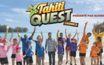 Tahiti Quest de retour pour une troisième saison avec Olivier Minne dés le 13 Octobre sur Gulli