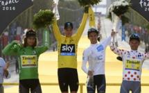 Droits TV: France Télévisions diffusera le Tour de France jusqu'en 2025