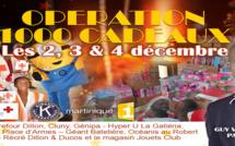 """Nouvelle édition de l'opération """"1000 Cadeaux"""" sur Martinique 1ère"""