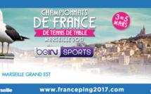 Championnat de France de Tennis de table: beIN Sports diffusera les finales